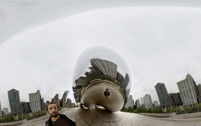 Cloud Gate 360 1